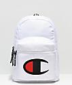 Champion Supercize mini mochila blanca