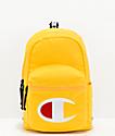 Champion Supercize mini mochila dorada