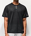 Champion YC camiseta de maya negra