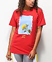 Civil Love Is camiseta roja