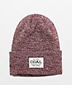 Coal Uniform gorro borgoño