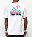 Converse Mountain Moon camiseta blanca