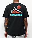 Converse Mountain Moon camiseta negra