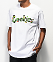 Cookies Birds Of Paradise camiseta blanca