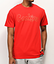 Cookies Bullet Proof Thin Mint camiseta roja