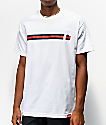 Cookies Front Runner camiseta blanca