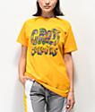 Cross Colours Tribal camiseta amarilla