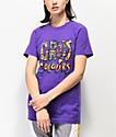 Cross Colours Tribal camiseta morada