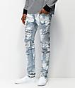 Crysp Montana Scribbles jeans de mezclilla