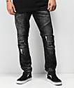 Crysp Montana Washed Black Jeans