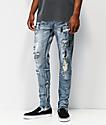 Crysp Pacific Spring jeans de mezclilla