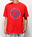 DC Fourtex Red T-Shirt