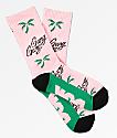 DGK Gang calcetines rosas