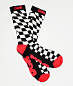 DGK Illusion calcetines de cuadros
