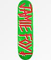 "Deathwish Foy Gang Name 8.38"" Skateboard Deck"