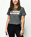 Desert Dreamer Powerpuff Kanji camiseta negra