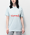 Diamond Supply Co. OG Sign camiseta azul