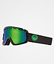Dragon D1 OTG Split Green Ion gafas de snowboard