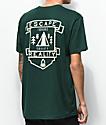 Dravus Escape Reality camiseta verde
