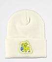 Dreamboy Double Trouble White Beanie
