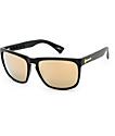 Electric Knoxville XL gafas de sol en negro mate y oro