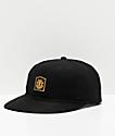 Element Noble Flint Black Snapback Hat