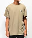 Emerica 8 Baller camiseta caqui