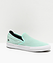 Emerica Wino G6 Mint Slip-On Skate Shoes