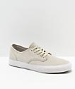 Emerica Wino zapatos de skate blancos estándar
