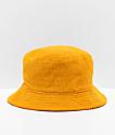Empyre Mira sombrero de cubo dorado