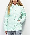 Empyre School Yard Mint Camo 10K chaqueta de snowboard
