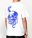 Empyre Serpents camiseta blanca