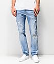 Empyre Skeletor Rush jeans ajustados y elásticos