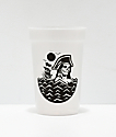 Empyre Smirk vaso de barco pirata