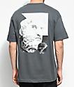 Empyre Stone Gaze Charcoal T-Shirt