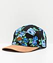 Empyre Tearose Black Strapback Hat