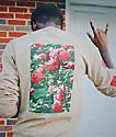 Empyre Vertical Rose camiseta manga larga en natural