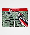 Ethika Bomber Tiger Boyshort Panty