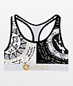 Ethika Faith Black & White Sports Bra