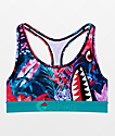 Ethika Tropic Bomber Sports Bra