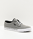 Etnies Jameson 2 Eco zapatos de skate grises y blancos