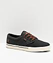 Etnies Jameson zapatos de skate en gris, blanco y goma