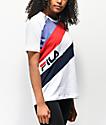 FILA Cho White T-Shirt
