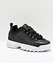 FILA Disruptor II Phase Shift Black Shoes