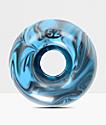 Form Black & Blue Swirl 52mm Skateboard Wheels
