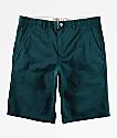 Free World Discord shorts chinos en verde azulado