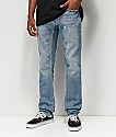 Free World Messenger Tampa Stretch Skinny Jeans