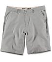 Free World Walker Grey Chino Shorts