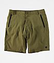 Freeworld Classified Olive Hybrid Shorts
