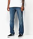 Freeworld Messenger Nickelson jeans ajustados elásticos